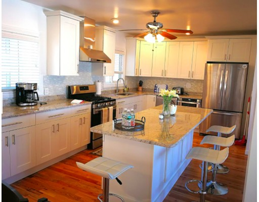 Single Family Home for Rent at 176 W Elm Street #1 176 W Elm Street #1 Quincy, Massachusetts 02170 United States