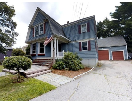 Single Family Home for Rent at 77 Reed street 77 Reed street Dedham, Massachusetts 02026 United States