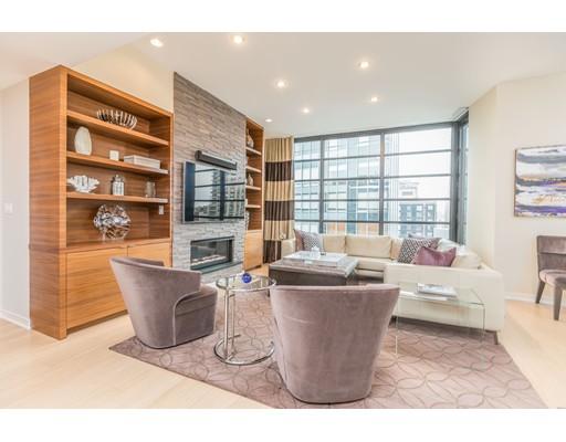 Condominium for Rent at 580 Washington St #PHG 580 Washington St #PHG Boston, Massachusetts 02111 United States