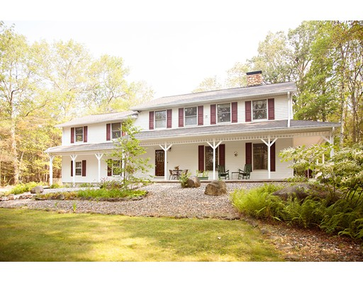 Single Family Home for Sale at 30 Blanchard Road 30 Blanchard Road Monson, Massachusetts 01057 United States