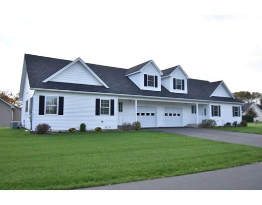 Condominium for Sale at 115 Elm Street 115 Elm Street Hatfield, Massachusetts 01038 United States