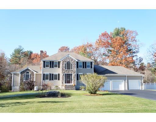Maison unifamiliale pour l Vente à 8 Fairview Drive 8 Fairview Drive Pelham, New Hampshire 03076 États-Unis