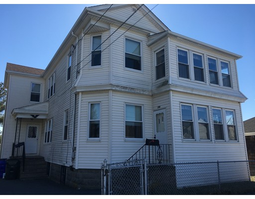 Single Family Home for Rent at 206 Lapham Street 206 Lapham Street Fall River, Massachusetts 02721 United States