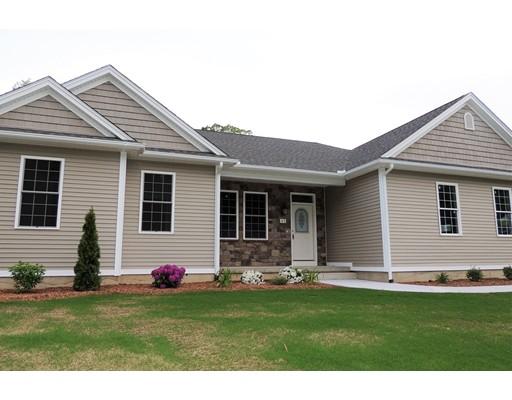 Частный односемейный дом для того Продажа на 45 Hickory Hill 45 Hickory Hill Belchertown, Массачусетс 01007 Соединенные Штаты