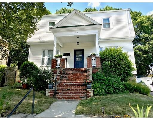 Condominium for Sale at 1529 Centre Street 1529 Centre Street Boston, Massachusetts 02132 United States