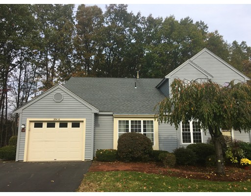 Condominium for Sale at 504 Ridgefield Circle 504 Ridgefield Circle Clinton, Massachusetts 01510 United States