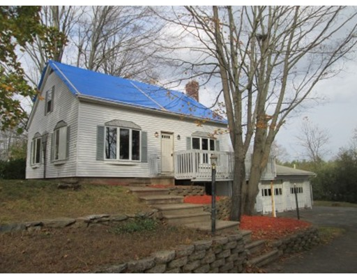Single Family Home for Sale at 87 Clark Road 87 Clark Road Shirley, Massachusetts 01464 United States