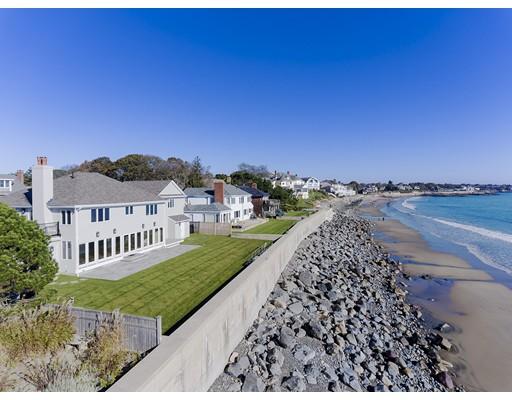 واحد منزل الأسرة للـ Sale في 34 Blodgett Avenue 34 Blodgett Avenue Swampscott, Massachusetts 01907 United States