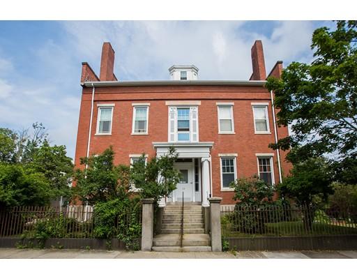 Квартира для того Аренда на 34 S 6Th St #1S 34 S 6Th St #1S New Bedford, Массачусетс 02740 Соединенные Штаты