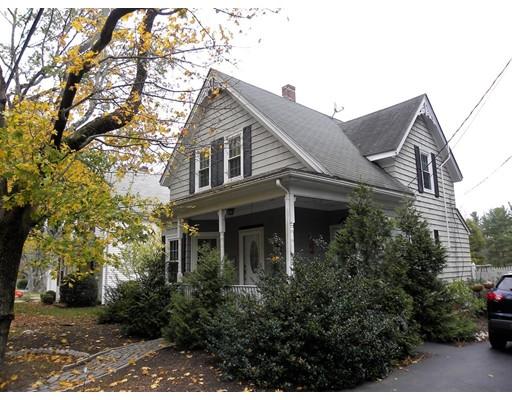 独户住宅 为 销售 在 355 Matfield Street West Bridgewater, 02379 美国