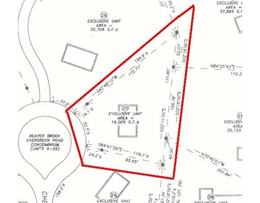 土地 为 销售 在 25 Chestnut Ave Extension 25 Chestnut Ave Extension Northampton, 马萨诸塞州 01053 美国
