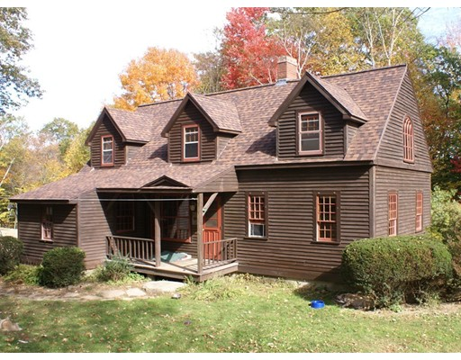 Single Family Home for Sale at 212 Old Winchester Road 212 Old Winchester Road Warwick, Massachusetts 01378 United States