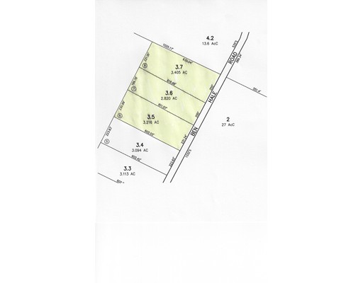 Land for Sale at 6 Ben Hale 6 Ben Hale Gill, Massachusetts 01354 United States