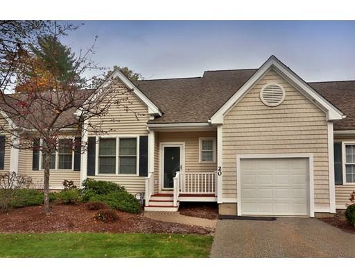 Condominium for Sale at 20 Stone Ridge Road 20 Stone Ridge Road Westford, Massachusetts 01886 United States