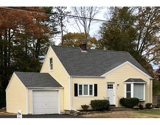 Частный односемейный дом для того Аренда на 10 Suffolk Road 10 Suffolk Road Sharon, Массачусетс 02067 Соединенные Штаты