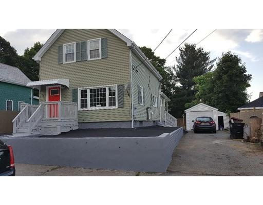 Single Family Home for Sale at 9 HAWTHORNE STREET 9 HAWTHORNE STREET Brockton, Massachusetts 02301 United States