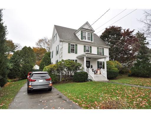 Частный односемейный дом для того Продажа на 96 Greendale Avenue 96 Greendale Avenue Needham, Массачусетс 02494 Соединенные Штаты