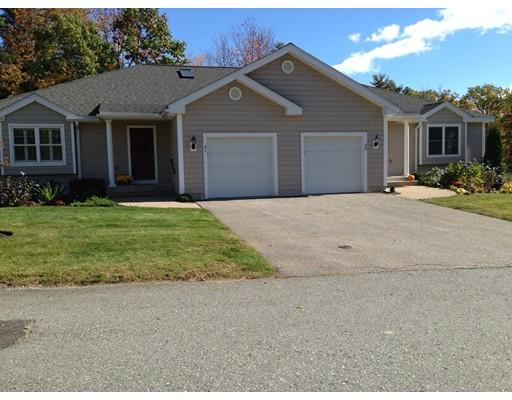 Кондоминиум для того Продажа на 34 Village Road 34 Village Road Paxton, Массачусетс 01612 Соединенные Штаты