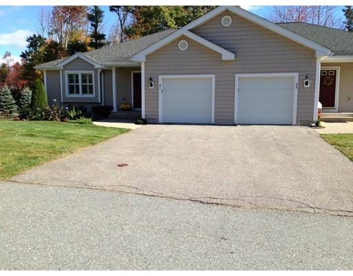 共管式独立产权公寓 为 销售 在 36 Village Road Paxton, 01612 美国