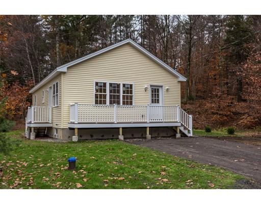 Частный односемейный дом для того Продажа на 2 Brogan Lane 2 Brogan Lane Ashburnham, Массачусетс 01430 Соединенные Штаты