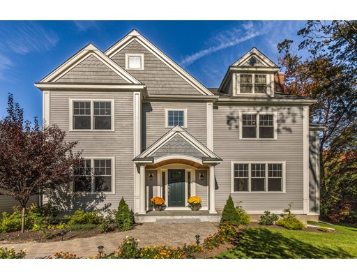 Single Family Home for Sale at 33 Centre Street 33 Centre Street Dover, Massachusetts 02030 United States