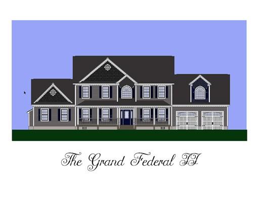 Частный односемейный дом для того Продажа на 22 32 Patriot Way 22 32 Patriot Way Holden, Массачусетс 01520 Соединенные Штаты