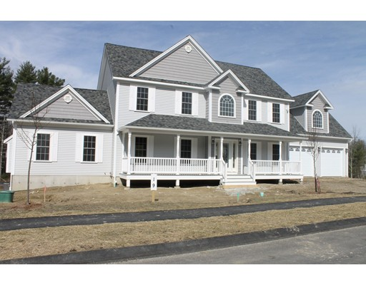Single Family Home for Sale at 18 19 Patriot Way 18 19 Patriot Way Holden, Massachusetts 01520 United States