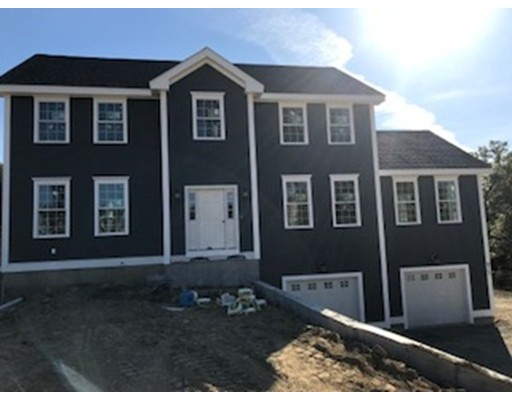 Single Family Home for Sale at 41 Old Stone Circle 41 Old Stone Circle Bolton, Massachusetts 01740 United States