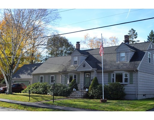 Single Family Home for Sale at 37 Tower Street 37 Tower Street Dedham, Massachusetts 02026 United States