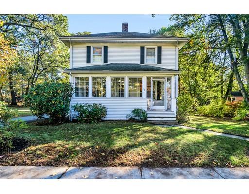独户住宅 为 销售 在 18 Ionia Street 18 Ionia Street 牛顿, 马萨诸塞州 02466 美国