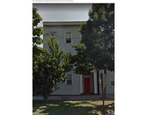 Huis voor meerdere gezinnen voor Verkoop een t 16 Gore Street 16 Gore Street Cambridge, Massachusetts 02141 Verenigde Staten