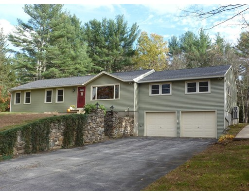 Casa Unifamiliar por un Venta en 56 Fruitland Road 56 Fruitland Road Barre, Massachusetts 01005 Estados Unidos