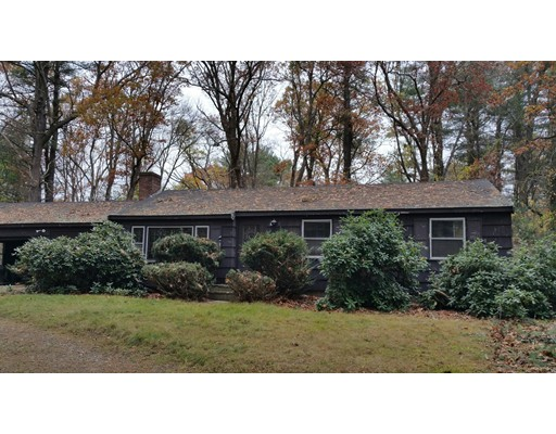 Single Family Home for Sale at 182 Topsfield Road 182 Topsfield Road Boxford, Massachusetts 01921 United States