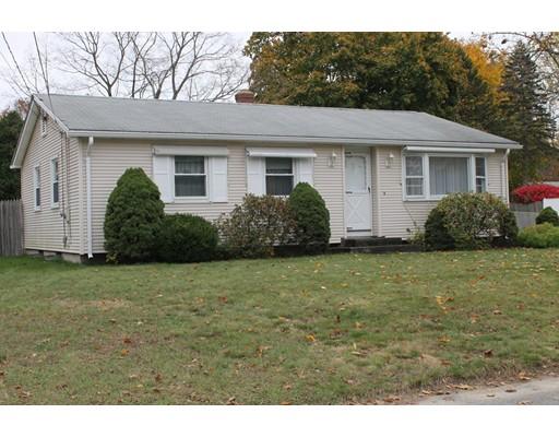 Casa Unifamiliar por un Venta en 41 Queensbury Drive Springfield, Massachusetts 01129 Estados Unidos