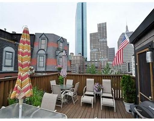 Single Family Home for Rent at 17 Cazenove Street Boston, Massachusetts 02116 United States