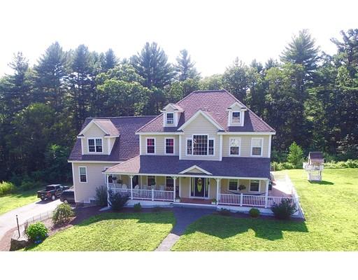 Casa Unifamiliar por un Venta en 285 Nashua Road Billerica, Massachusetts 01821 Estados Unidos