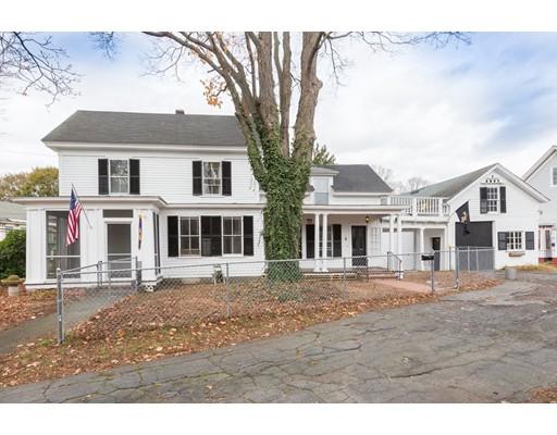 Частный односемейный дом для того Продажа на 13 Lincoln 13 Lincoln Hudson, Массачусетс 01749 Соединенные Штаты