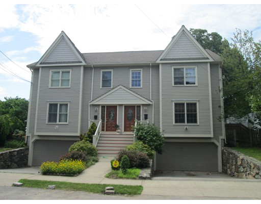 Single Family Home for Rent at 19 Vincent Belmont, Massachusetts 02478 United States