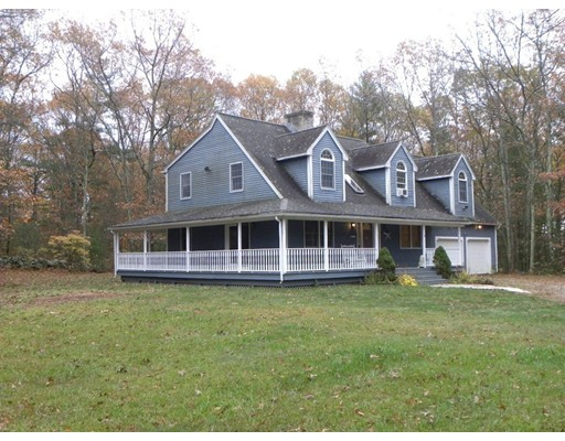 Single Family Home for Sale at 51 Tracy Road 51 Tracy Road Dudley, Massachusetts 01571 United States