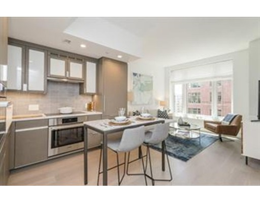 Additional photo for property listing at 100 Lovejoy #8L 100 Lovejoy #8L Boston, Массачусетс 02114 Соединенные Штаты