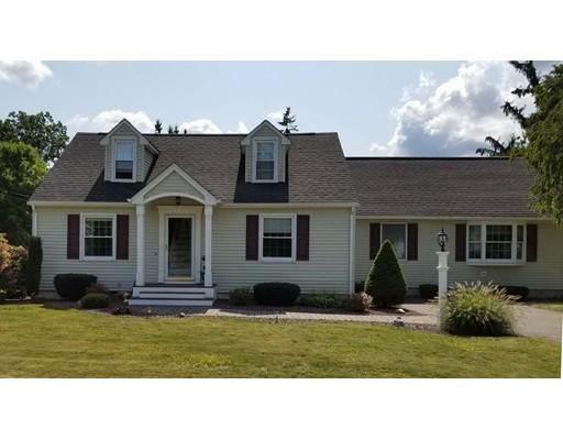 独户住宅 为 销售 在 8 Bruuer Avenue Wilbraham, 01095 美国