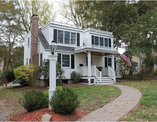 独户住宅 为 销售 在 6 Carley Road 6 Carley Road Lexington, 马萨诸塞州 02421 美国