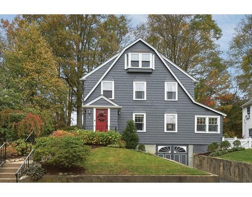 独户住宅 为 销售 在 31 Whittemore Road 31 Whittemore Road 牛顿, 马萨诸塞州 02458 美国