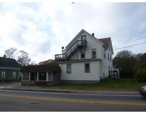 Multi-Family Home for Sale at 902 Bedford Street 902 Bedford Street Whitman, Massachusetts 02382 United States