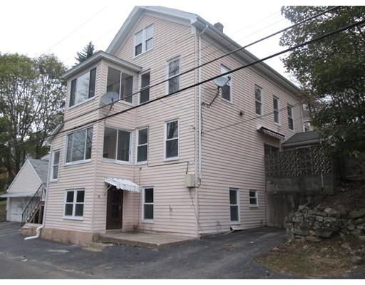 متعددة للعائلات الرئيسية للـ Sale في 78 Liberty Street 78 Liberty Street Marlborough, Massachusetts 01752 United States