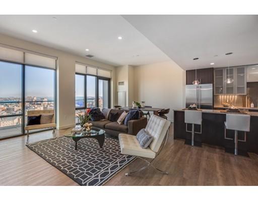 شقة للـ Rent في 1 Canal St. #PH 1119 1 Canal St. #PH 1119 Boston, Massachusetts 02114 United States