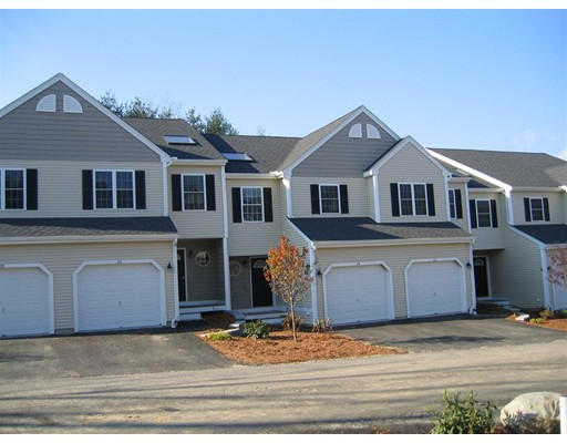 Single Family Home for Rent at 30 Juniper Lane 30 Juniper Lane Grafton, Massachusetts 01519 United States
