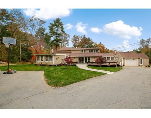 Casa Unifamiliar por un Venta en 587 Front Street 587 Front Street Marion, Massachusetts 02738 Estados Unidos