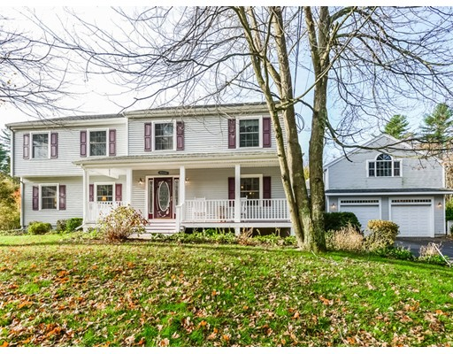 Single Family Home for Sale at 165 Gilbert Street Mansfield, Massachusetts 02048 United States