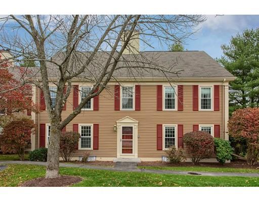 Appartement en copropriété pour l Vente à 4 Essex Green Lane #4 4 Essex Green Lane #4 Peabody, Massachusetts 01960 États-Unis